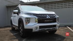 VIDEO: Xpander Cross Lebih Jangkung dan Punya Aksesori Baru