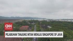VIDEO: Pelabuhan Tanjung Intan Menuju Singapore Of Java