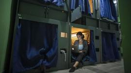 FOTO: Hidup Dalam Kapsul 'Hollywood'