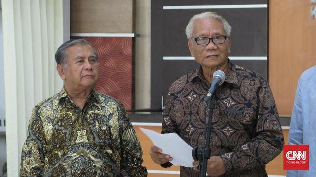 Tim Pansel Jokowi Mulai Tes Wawancara Calon Hakim Konstitusi