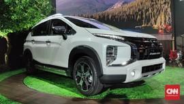 Desain Xpander Cross Bukan Buat Nissan Livina