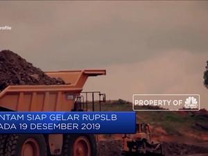 PT Aneka Tambang Siap Gelar RUPSLB pada 19 Desember 2019
