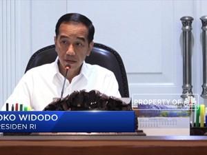 Jokowi Ingin Libatkan UMKM di Proyek Infrastruktur