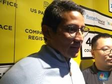 Jokowi Sebut Reshuffle, Sandi Uno: Saya Tak Lihat Marah-Marah
