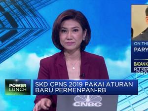 Pendaftaran CPNS 2019 Resmi Dibuka, Ini Informasinya!