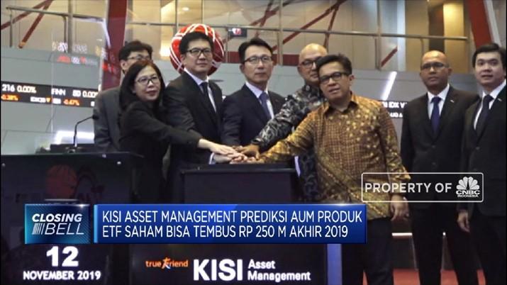 PT KISI Asset Management optimistis dengan kondisi makroekonomi dalam negeri sehingga menargetkan dana kelolaan Rp 750 miliar.