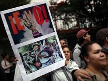 Evo Morales, Ditendang Bolivia tapi Ditampung Meksiko