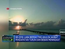 Laba Bersih ITMG Anjlok Akibat Pendapatan Turun & Beban Naik