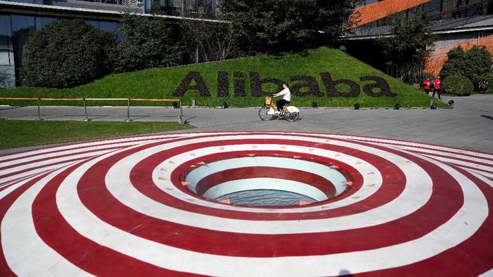 Wow! Debut Alibaba di Bursa Hong Kong Ditandai Kenaikan 7%