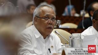 Menteri Basuki Akan Samakan Tarif Tol Japek I dan II