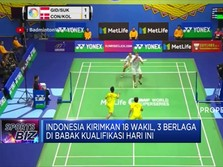 Indonesia Siap Berlaga di Badminton Hong Kong Open 2019