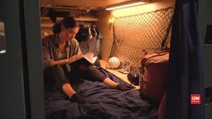 VIDEO: Rumah Kapsul, Hunian Ekonomis di Los Angeles