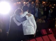 Heboh Rangkulan Surya Paloh-Sohibul, Jokowi: Apa yang Salah?
