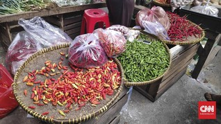 Harga Bawang Merah Melonjak Tembus Rp35 Ribu per Kg