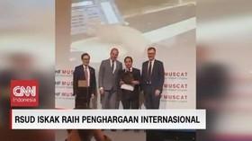 VIDEO: RSUD dr Iskak Tulungagung Raih Penghargaan Dunia