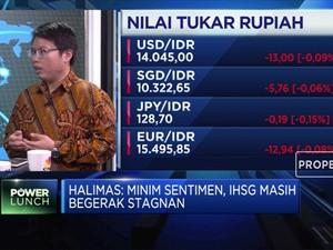 Investor Wait and See, IHSG Kembali Terkoreksi