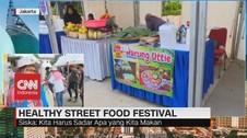 VIDEO: Festival Jajanan Kaki 5 Peringati Hari Pangan Sedunia