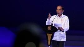 Jokowi Yakin Hilirisasi Atasi Defisit Transaksi Berjalan