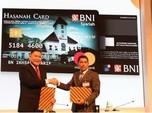 BNI Syariah Launching Kartu Platinum di 14th The IFSB Summit