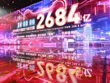 Raup Rp 539 Triliun di Singles Day, Begini Sibuknya Alibaba!