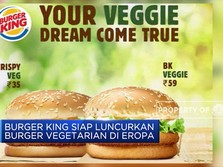 Para Vegetarian, Bersiaplah Mencicipi Burger Khusus Ini