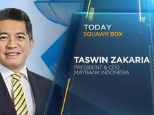 Live Now! Jurus Maybank Atasi Risiko Kredit Macet