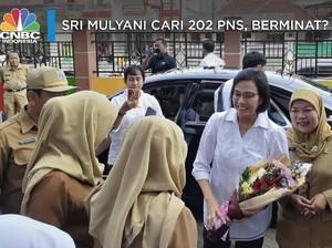 Sri Mulyani Buka Lowongan 202 PNS, Berminat?