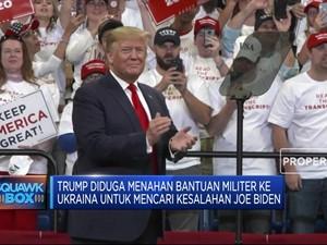 Besok, Sidang Pemakzulan Trump Digelar