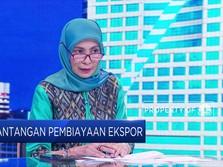 Strategi LPEI Dukung Pembiayaan Ekspor Nasional