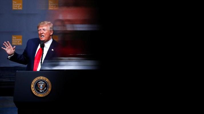 Trump Bidik Prancis & Argentina, Harga Emas Antam Meroket!