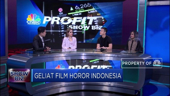 Film horor masih jadi favorit di Indonesia, ternyata memang ada pasar yang sangat besar di sektor ini
