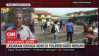VIDEO: Pelaku Bom di Medan Gunakan Atribut Ojek Online