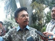 Penjelasan Menteri Johnny Plate Soal Situs Aduanasn.id