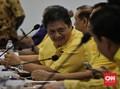 Kubu Bamsoet Kritik Rangkap Jabatan Airlangga