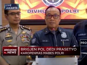 Mabes Polri Rilis Foto Pelaku Bom Polrestabes Medan