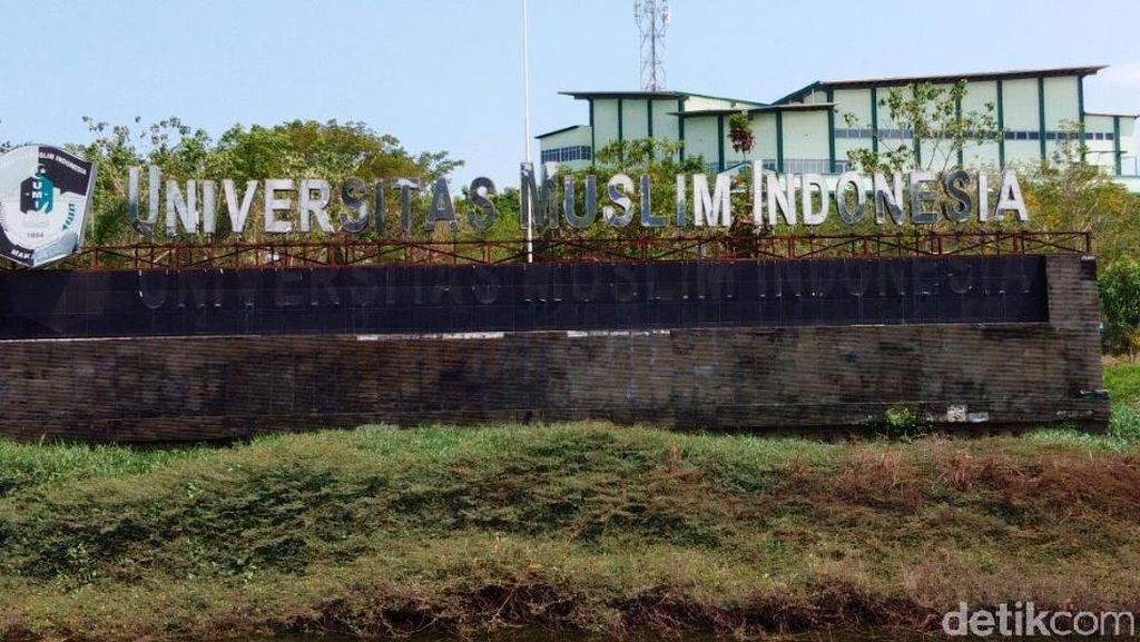 Mahasiswa UMI Makassar Tewas Diserang di Kafe Kampus, Ini Kata Rektor