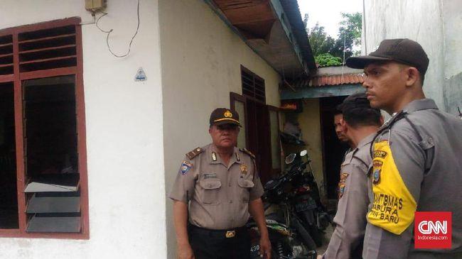 Polisi Dua Kali Geledah Rumah Guru Mengaji Terkait Bom Medan