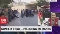 VIDEO: Serangan Israel ke Palestina Semakin Gencar