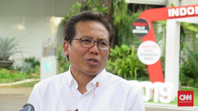 Istana Soal Penolakan Ahok: Tanya Erick Thohir