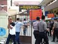 Polisi Olah TKP Ledakan di Polrestabes Medan