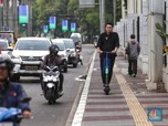 Sah! Pakai Skuter Listrik di Jalan Raya Denda Rp 250 Ribu