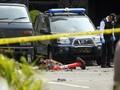 Pelaku Ledakan Medan Lilitkan Bom di Pinggang
