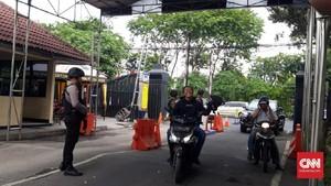 Buntut Bom Bunuh Diri di Medan, Polda Jatim Larang Ojol Masuk