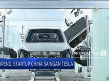 X-Peng Motors Dapat Suntikan Dana USD 400 Juta