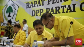 Munas Golkar Dibuka Jokowi Hari Ini, 9 Caketum Bertarung