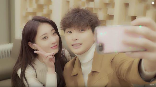 Jinwoon 2AM Dikonfirmasi Berkencan dengan Kyungri 9MUSES