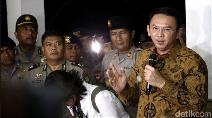 Komisaris Utama Pertamina Basuki Tjahaja Purnama bongkar soal keberadaan mafia migas, masih dari orang dalam