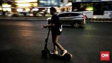 Polda Metro Jaya Rancang Aturan Penggunaan Skuter Listrik