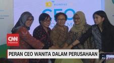VIDEO: Peran CEO Wanita Dalam Perusahaan