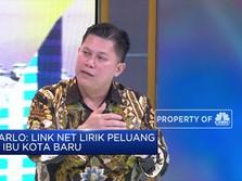 Link Net Siap Raih Peluang Bisnis Jaringan di Ibukota